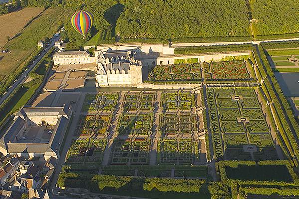 jardins du chateau de villandry