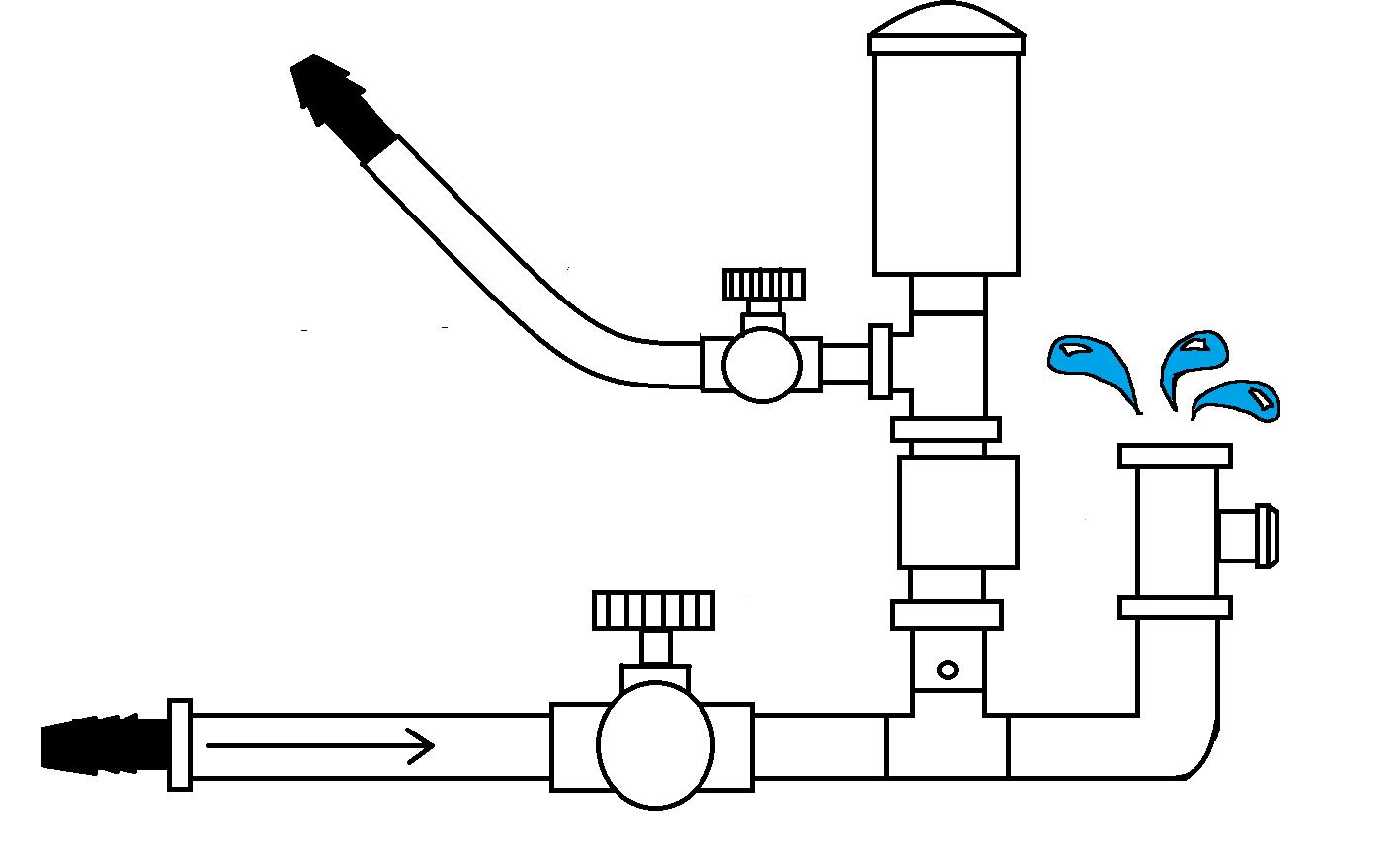 water ram diagram water network diagram