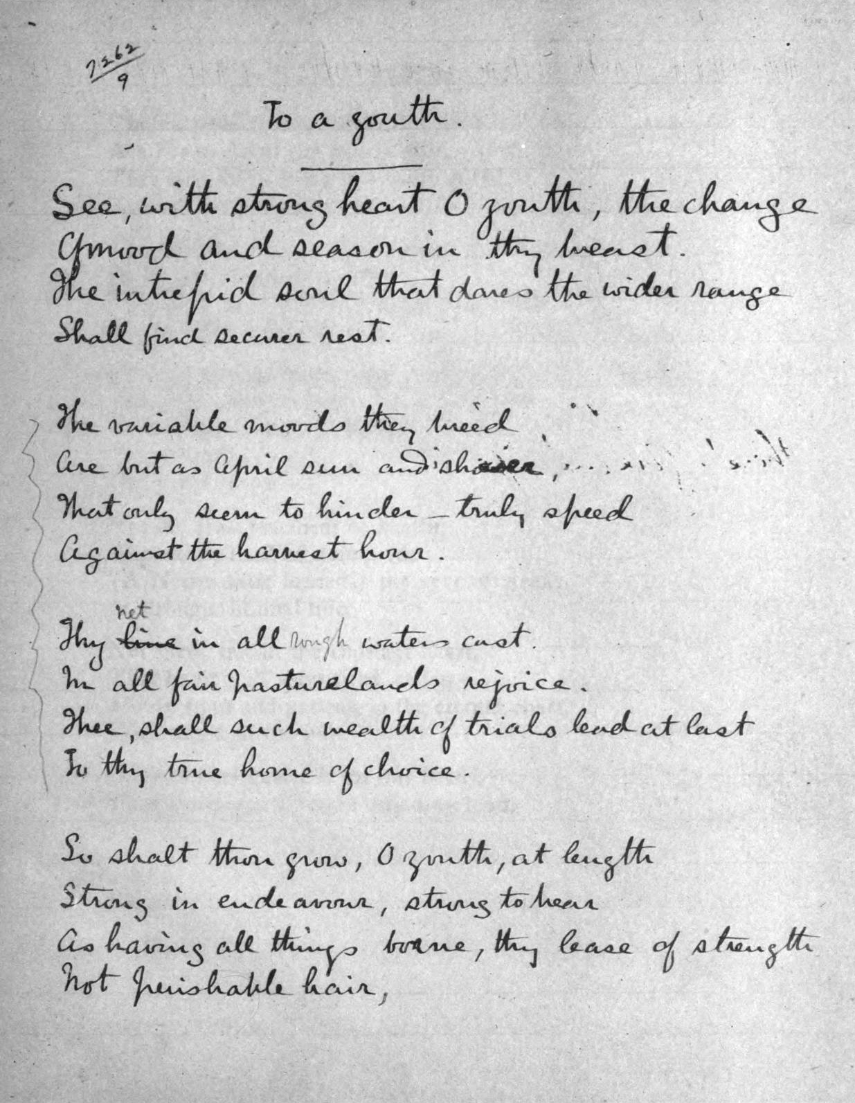 poems written by robert louis stevenson