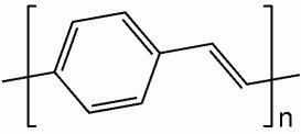 Poly(<i>p</i>-phenylene vinylene) polymer