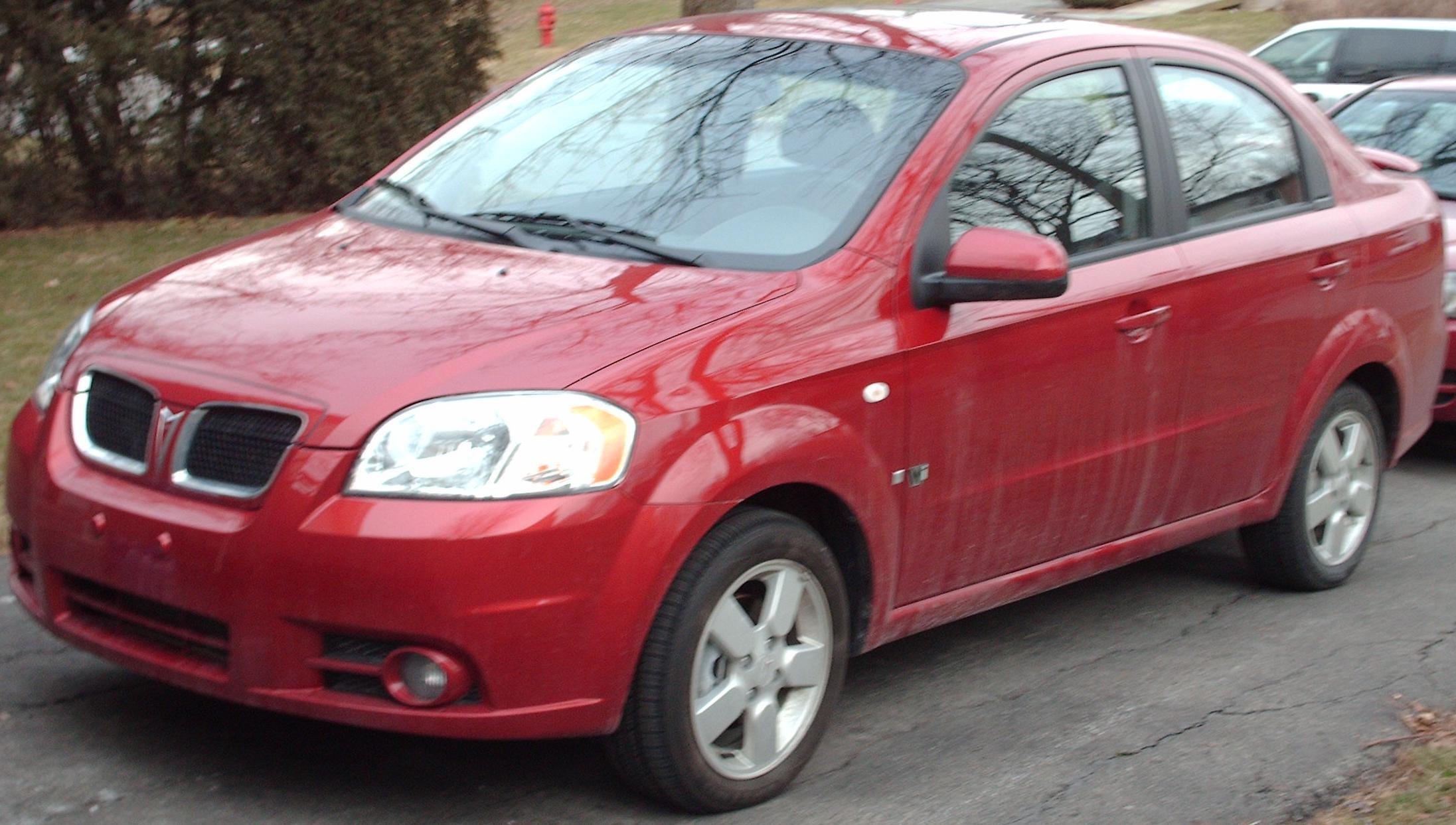 Chevrolet Aveo (T200) - Wikipedia on