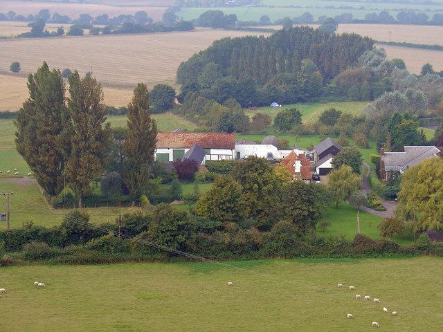 Priory Farm, Sharpenhoe - geograph.org.uk - 978326