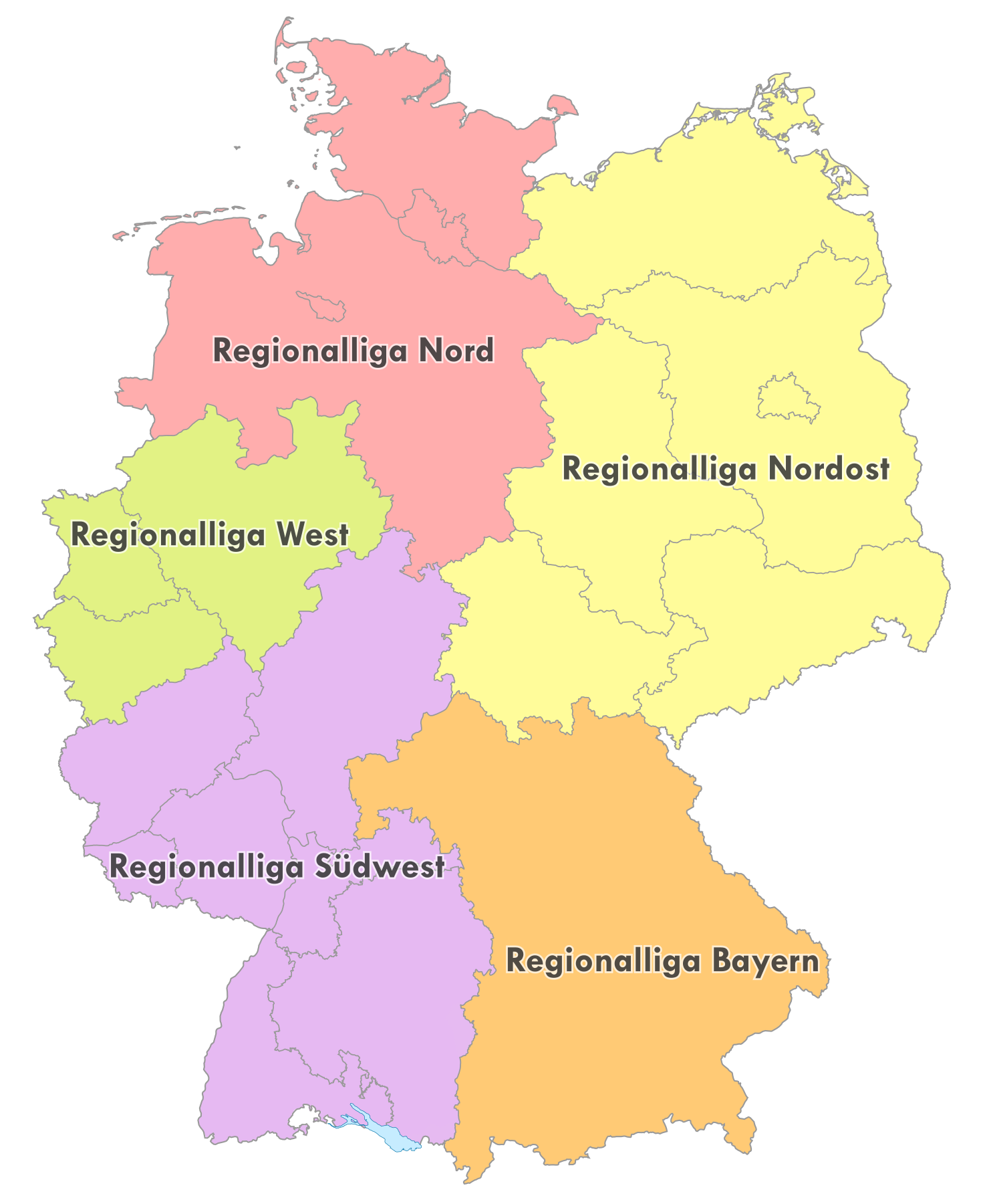 germany regional league