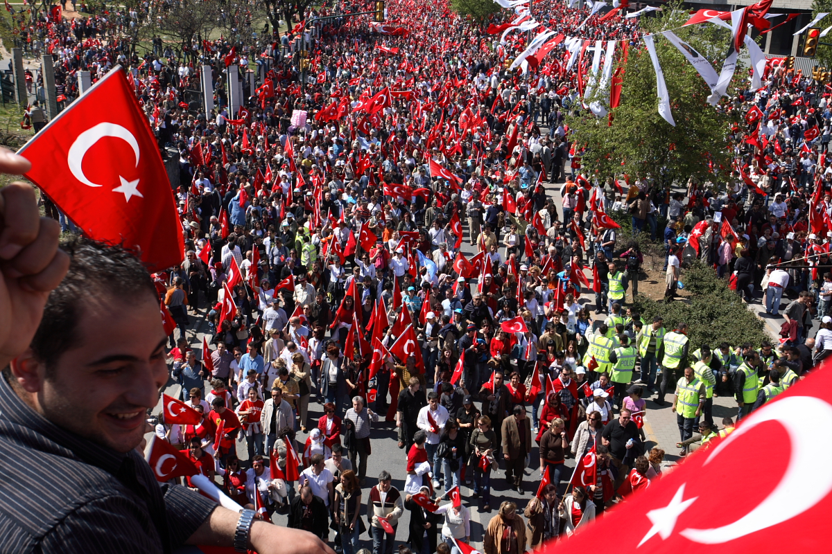 Image result for turkey protests 2018