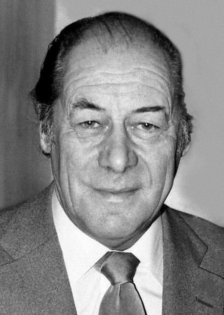 Rex Harrison Größe