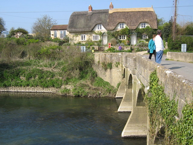 River Avon - geograph.org.uk - 395139