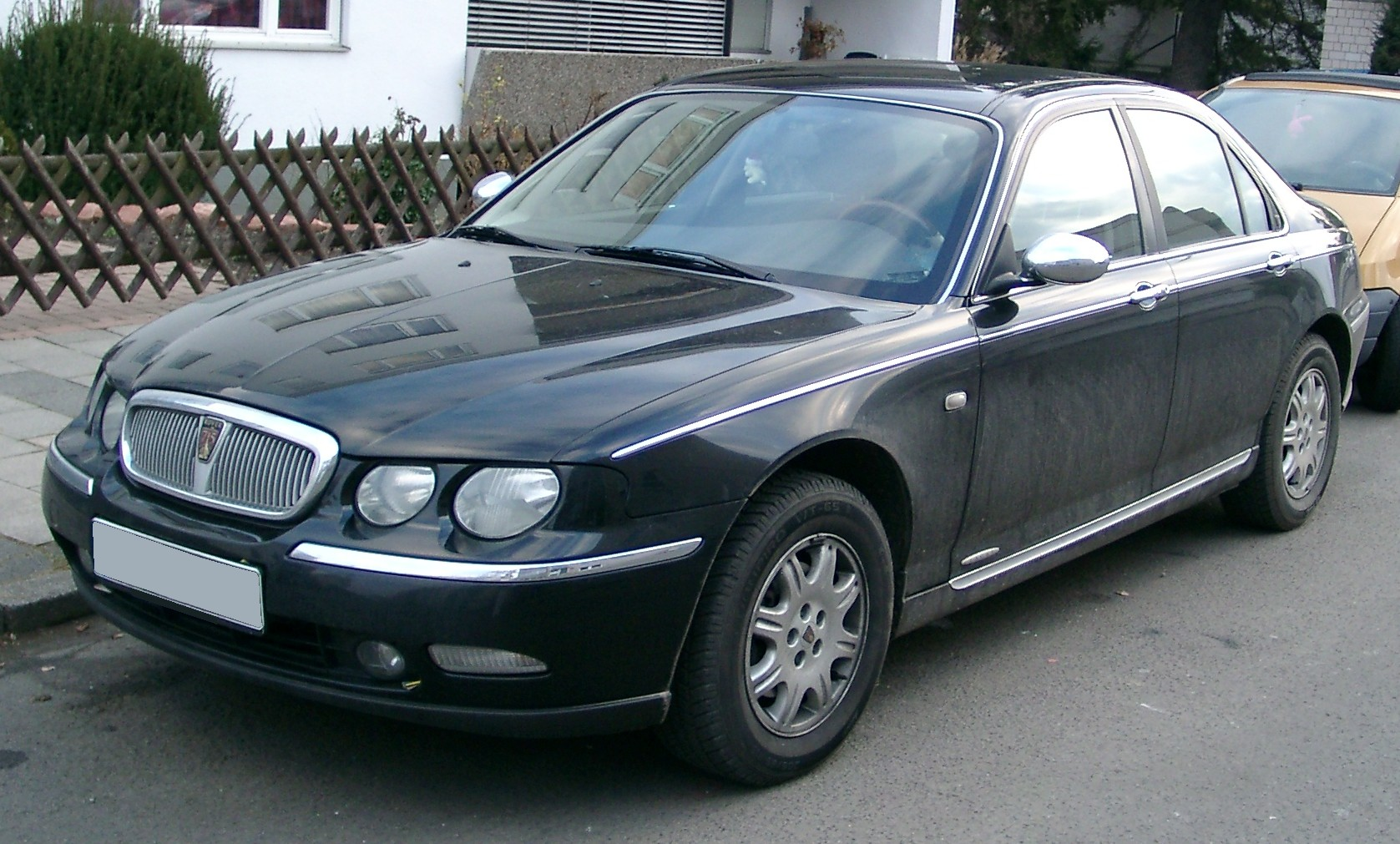 file rover 75 front wikimedia commons. Black Bedroom Furniture Sets. Home Design Ideas