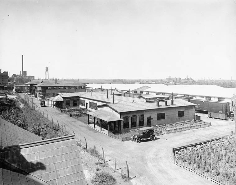 file royal flying corps canada central stores depot and barracks st