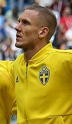 Robin Olsen Swedish association football player