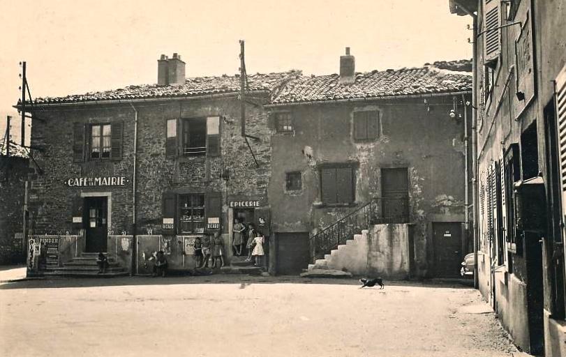 Caf De Saint Chamond