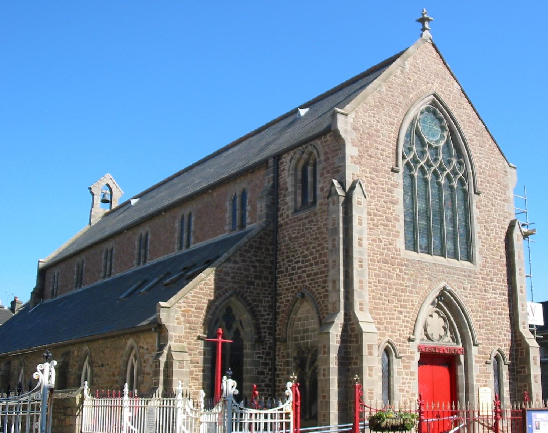 File:Saint Paul's Church, Saint Helier, Jersey.jpg - Wikimedia Commons