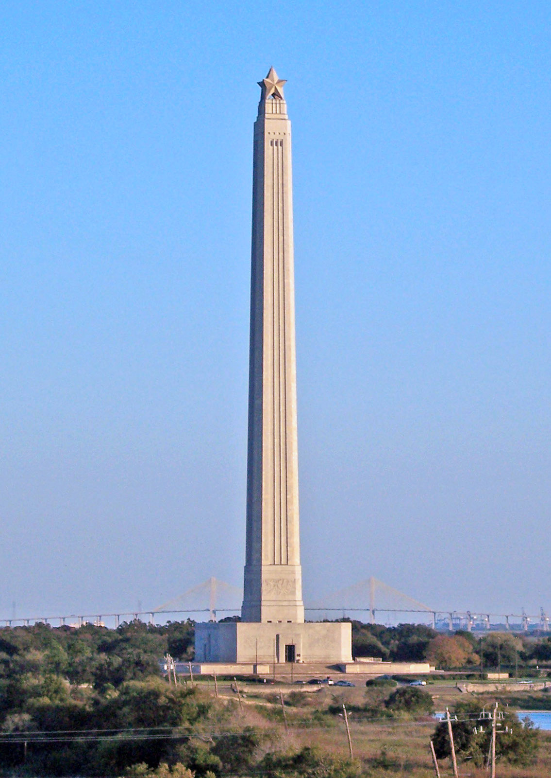 San Jacinto Monument/Battle Ground