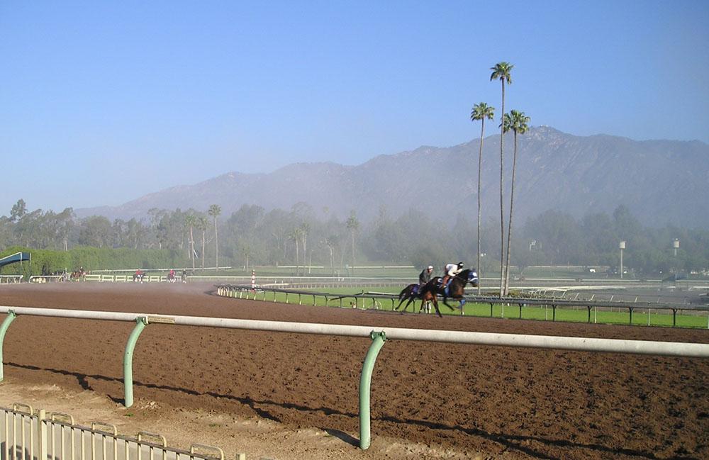 サンタアニタパーク競馬場 Wikipedia