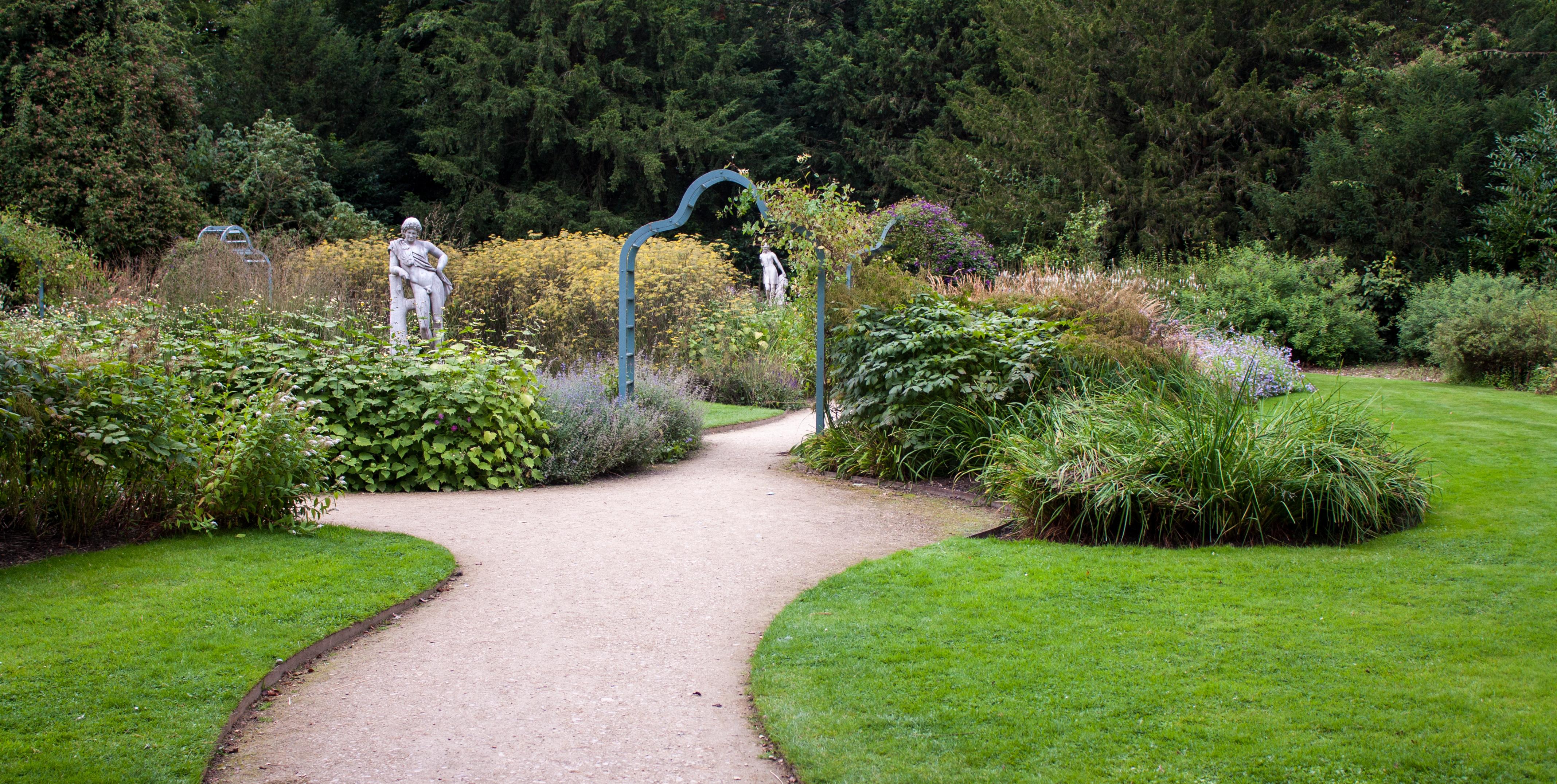 The Secret Garden Tea Room Worsley
