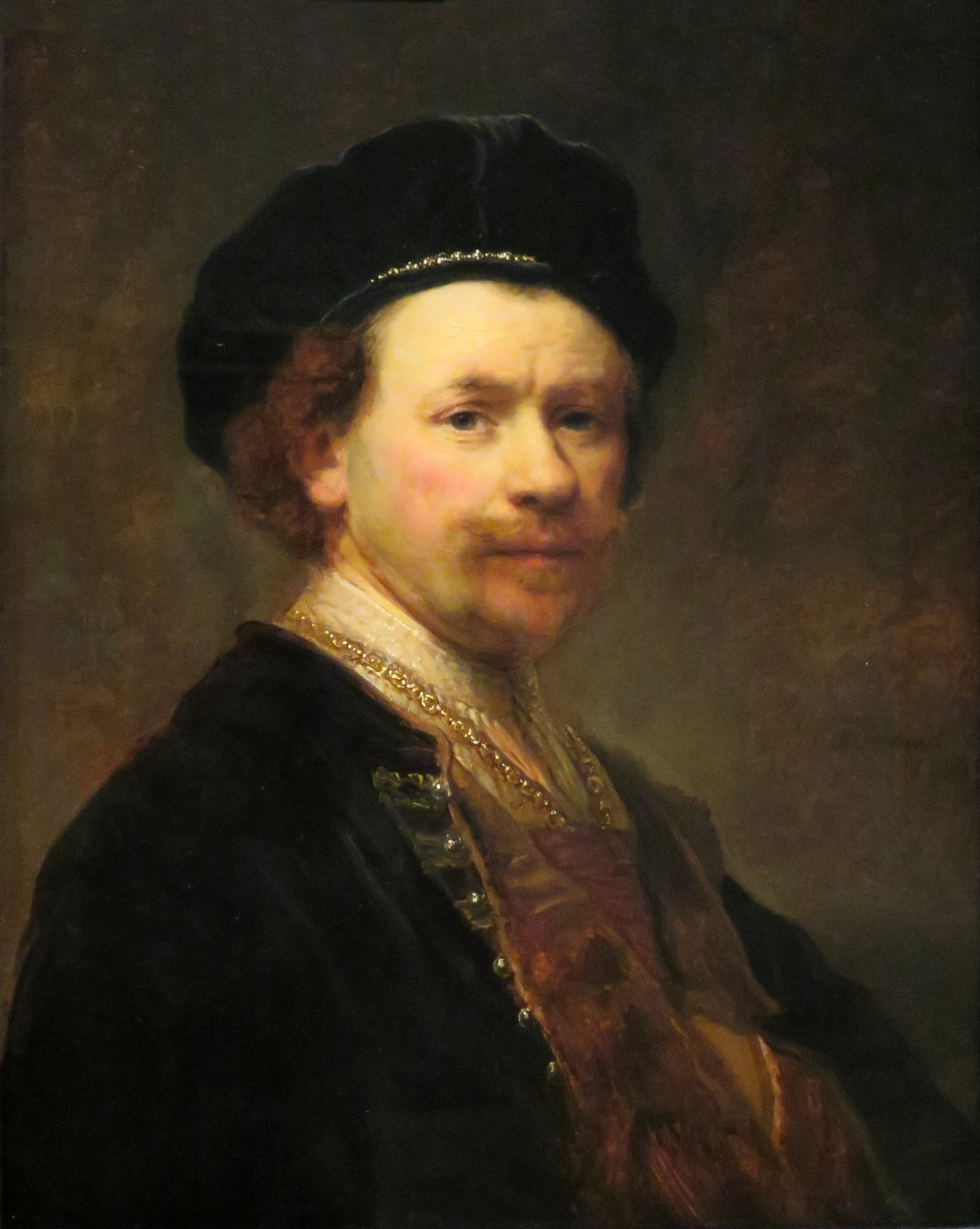 Rembrandt S Paintings Are Highly Valued Because He Paints