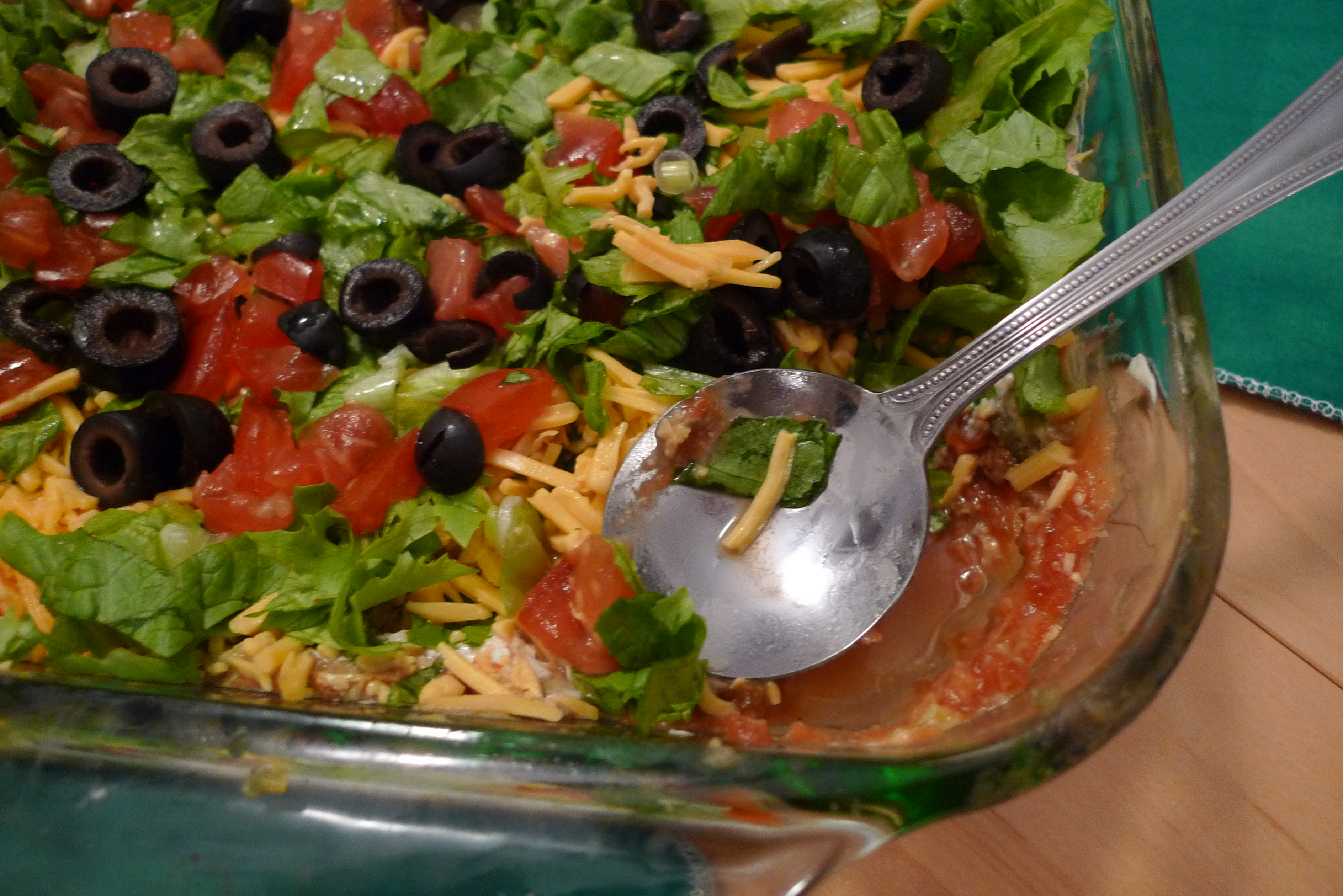 Seven Layer Dip Wikipedia