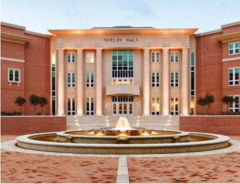Shelby Hall, School of Computing, at the University of South Alabama in Mobile Shelbyhallcomputing.JPG