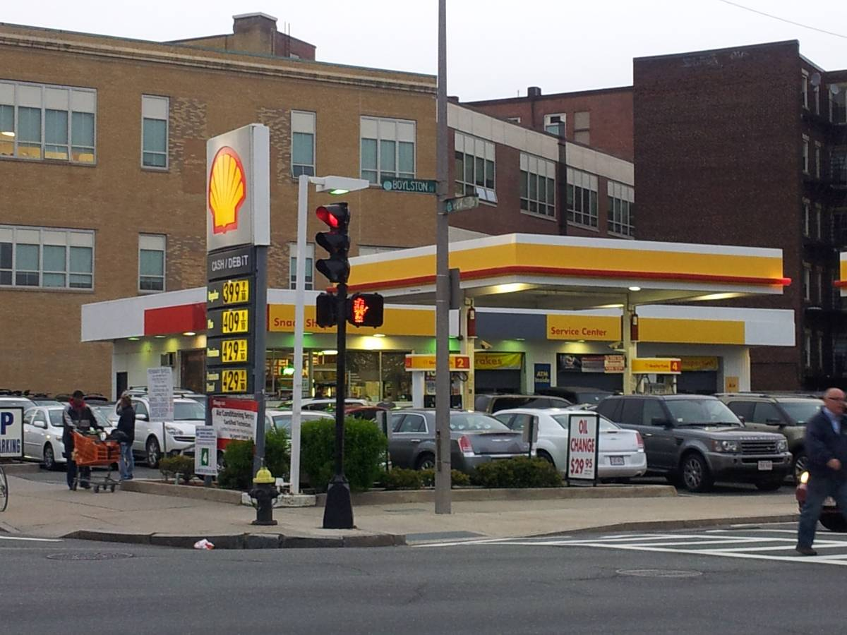 Parking Near Boston Park Plaza Hotel