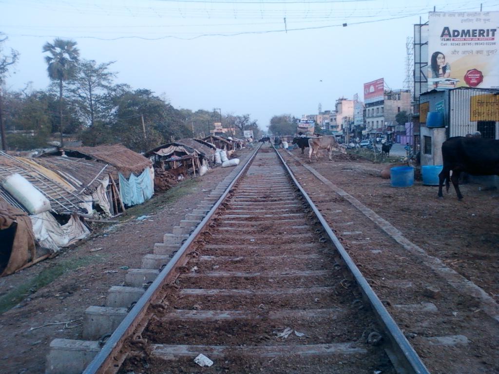 Shivpuri Railway Track132.JPG