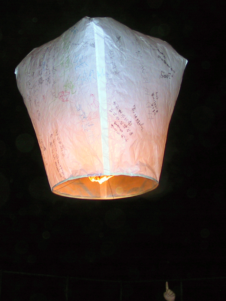 Sky lantern - Wikipedia for Diwali Sky Lamp Making  192sfw