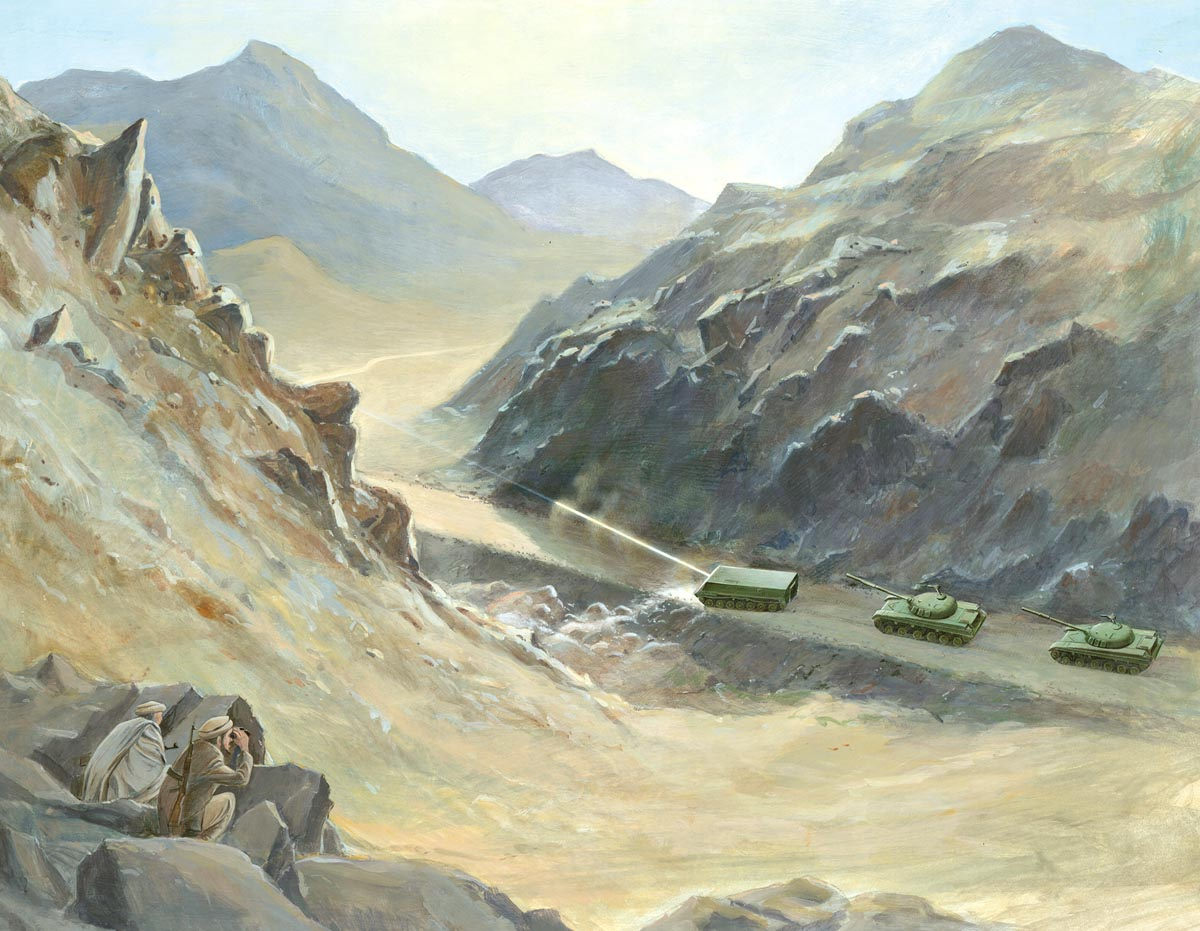 Soviet_Mobile_Laser_in_Afghanistan_by_Ed