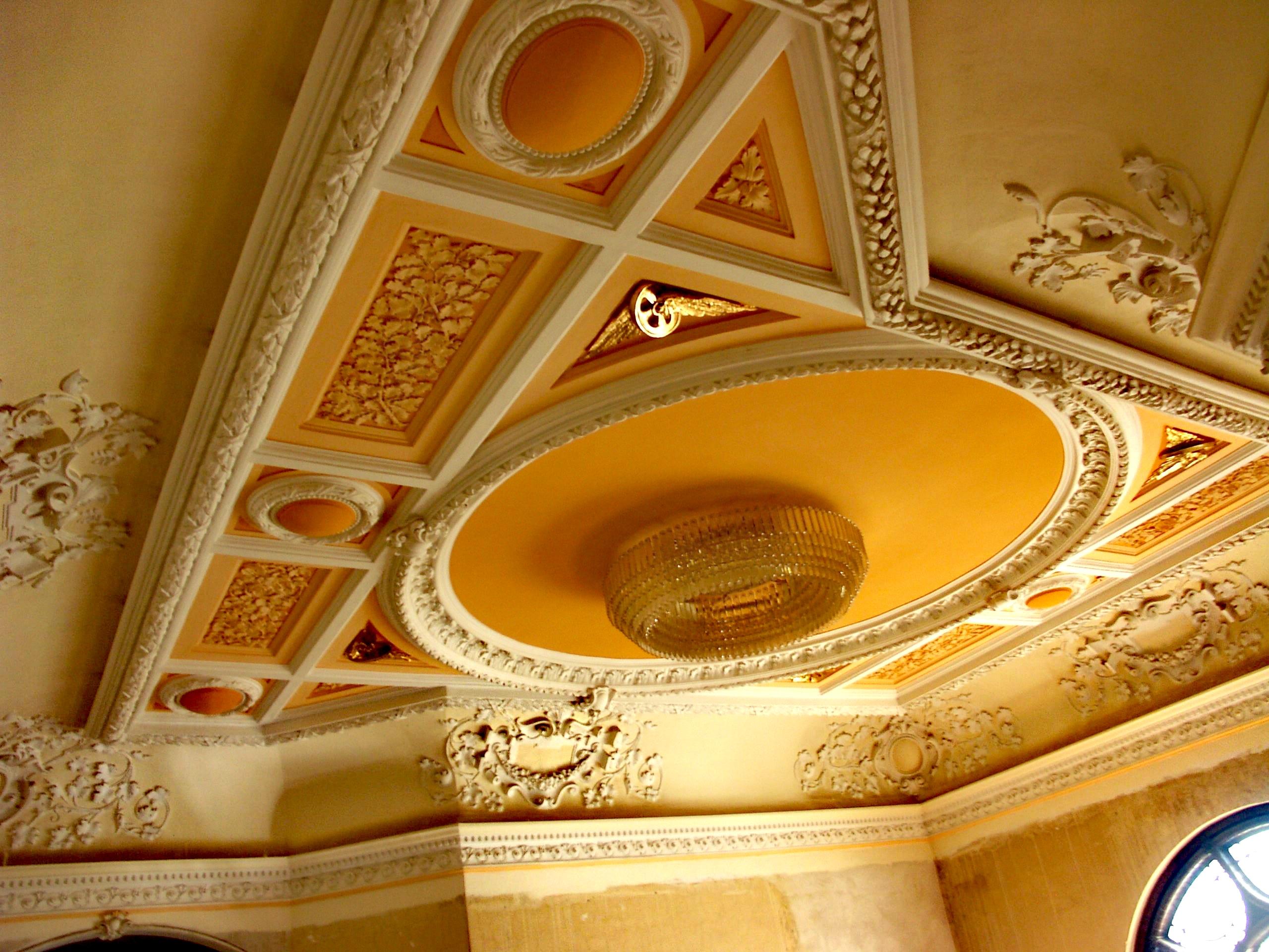 Kronleuchter Treppe ~ Datei:stuckdecke u. kronleuchter im treppenportal.rbd.jpg u2013 wikipedia