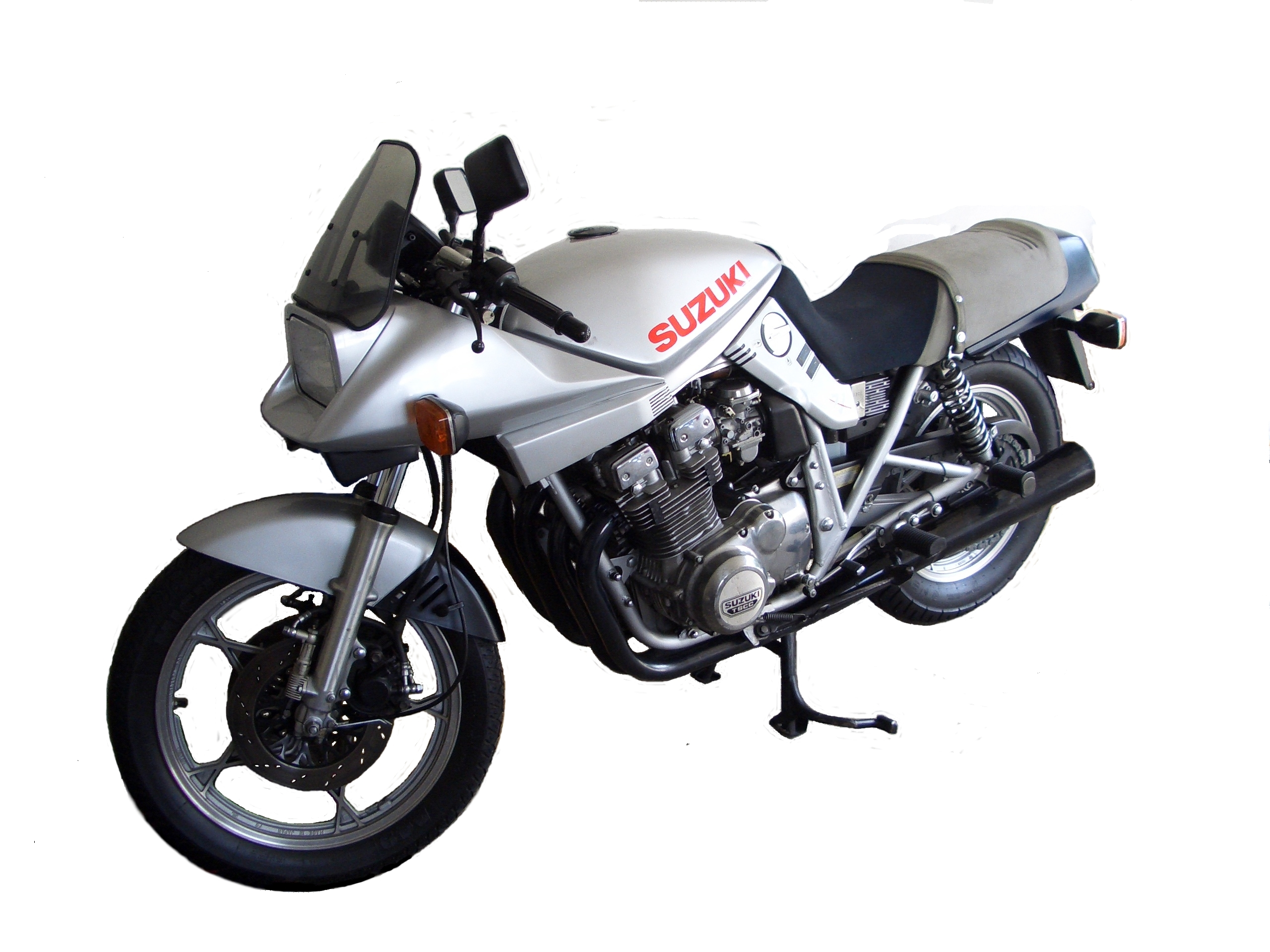 Suzuki Gsx Katana Review