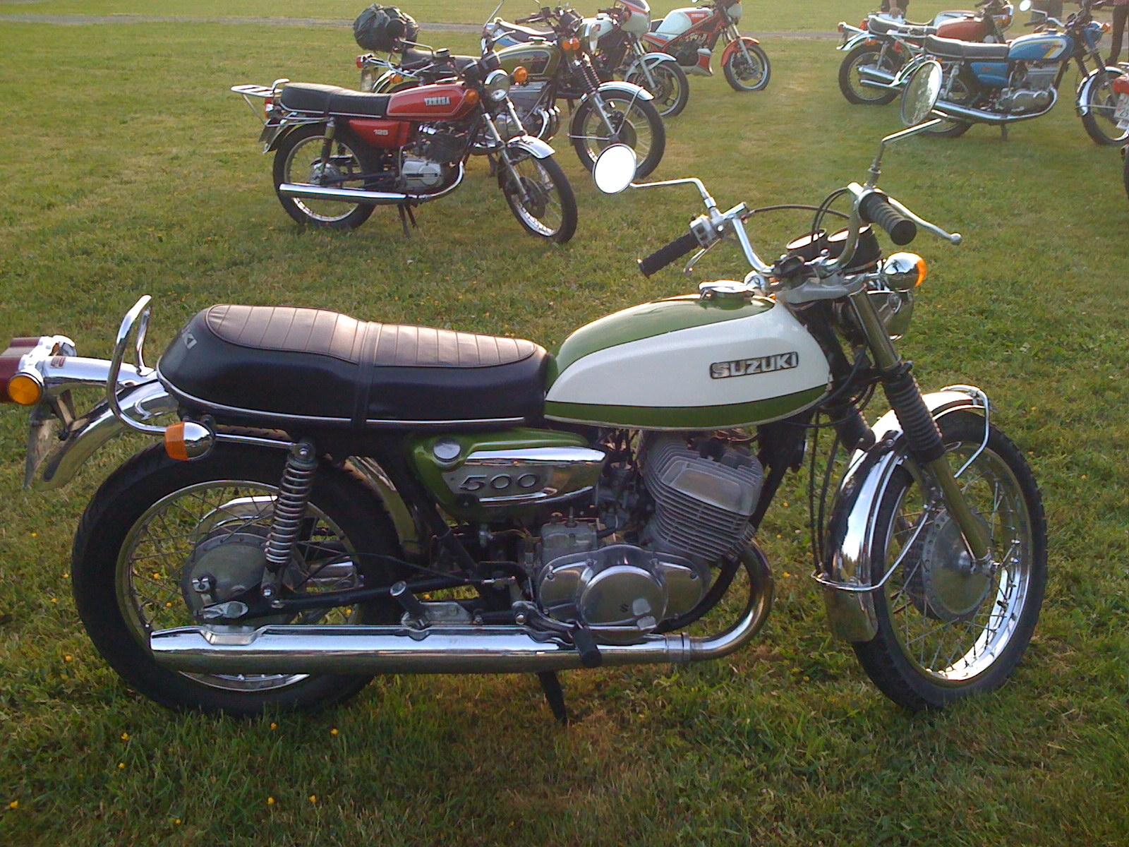 Kawasaki Vulcan Parts