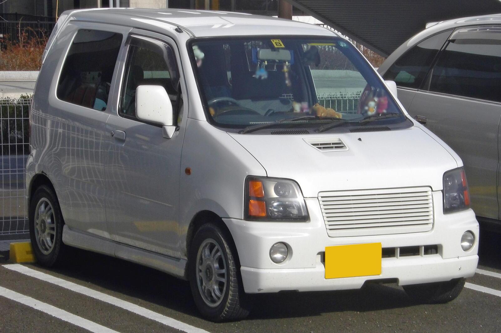 Suzuki Rr
