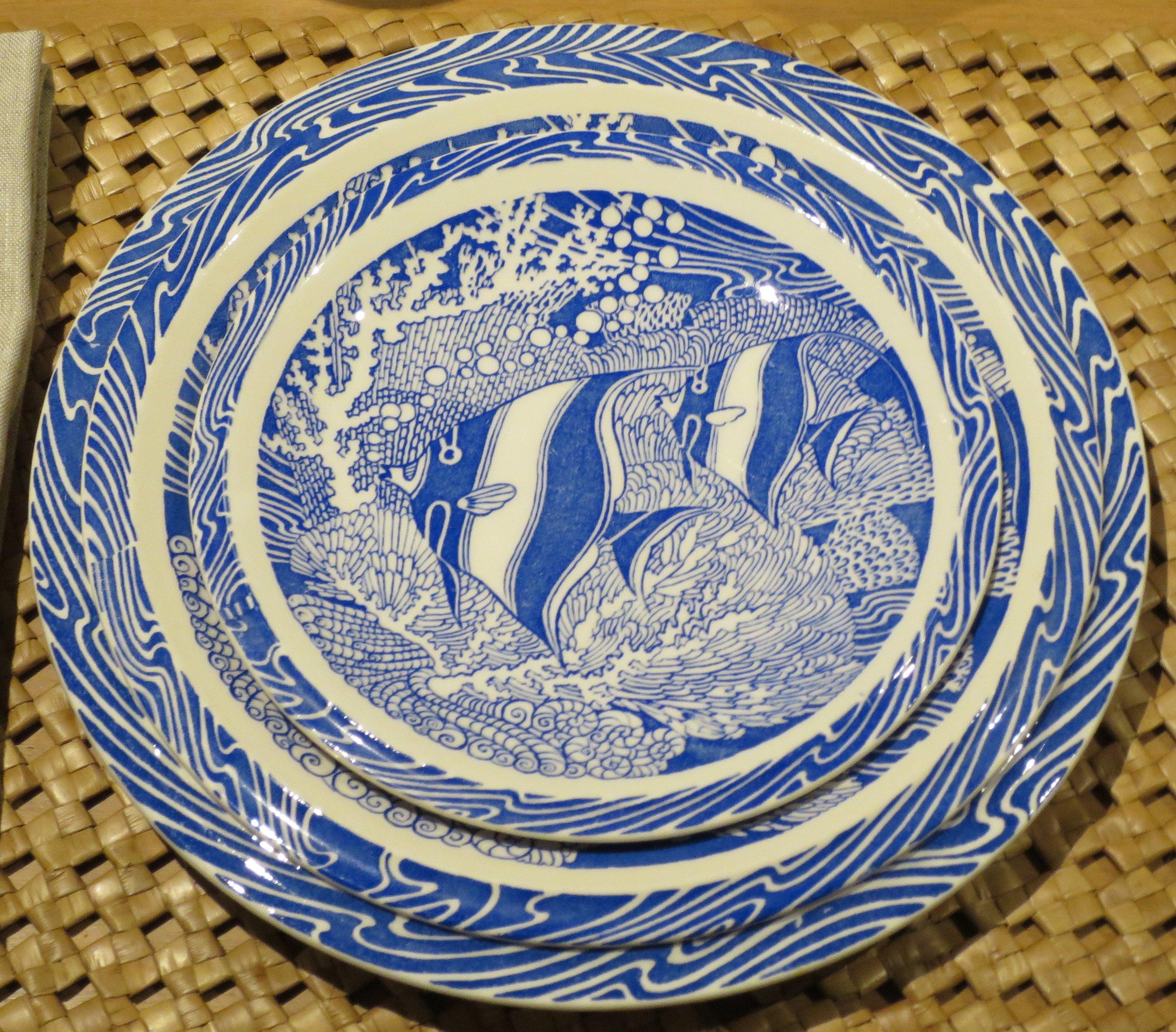 FileTableware in \u0027Coral Reef\u0027 pattern Vernon Kilns designed by Don & File:Tableware in \u0027Coral Reef\u0027 pattern Vernon Kilns designed by ...