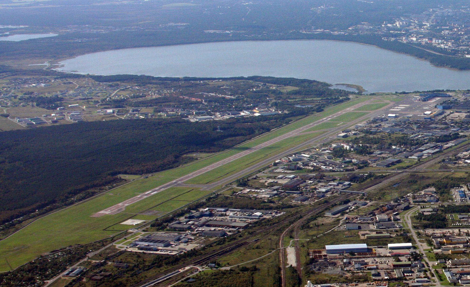 Depiction of Aeropuerto de Tallin