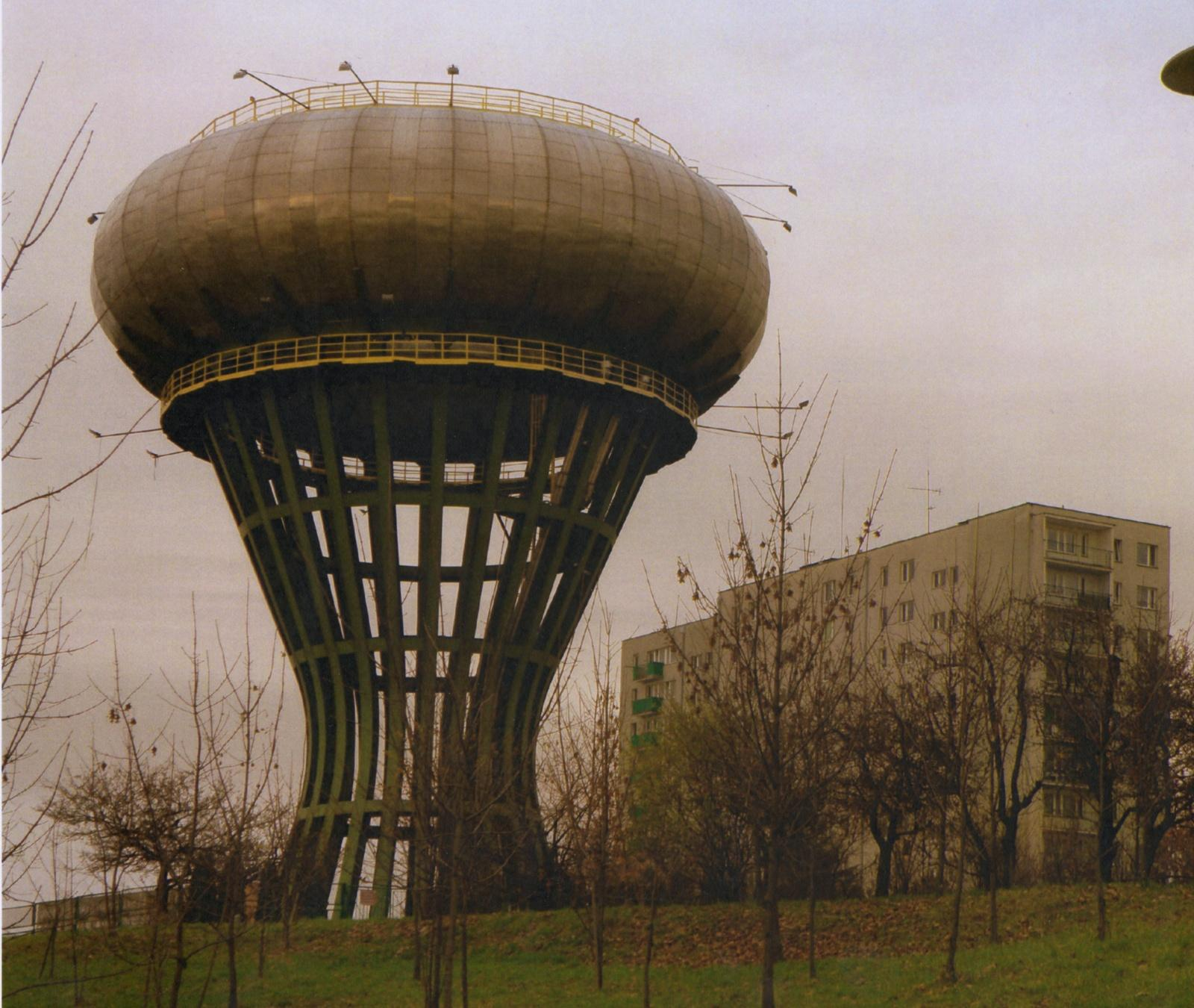Wieża ciśnień w Tarnowie