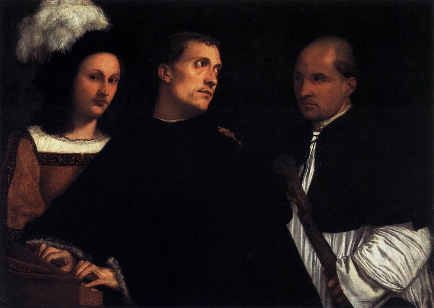 Tiziano -1506/1507 -Concerto