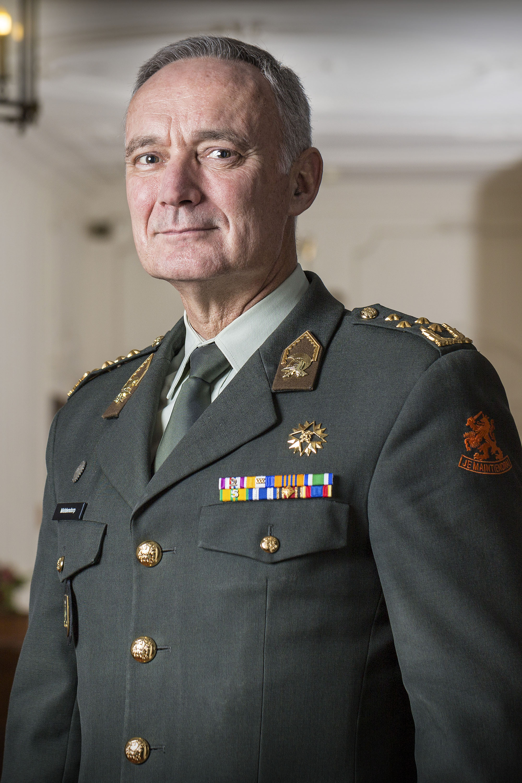 General Tom Middendorp