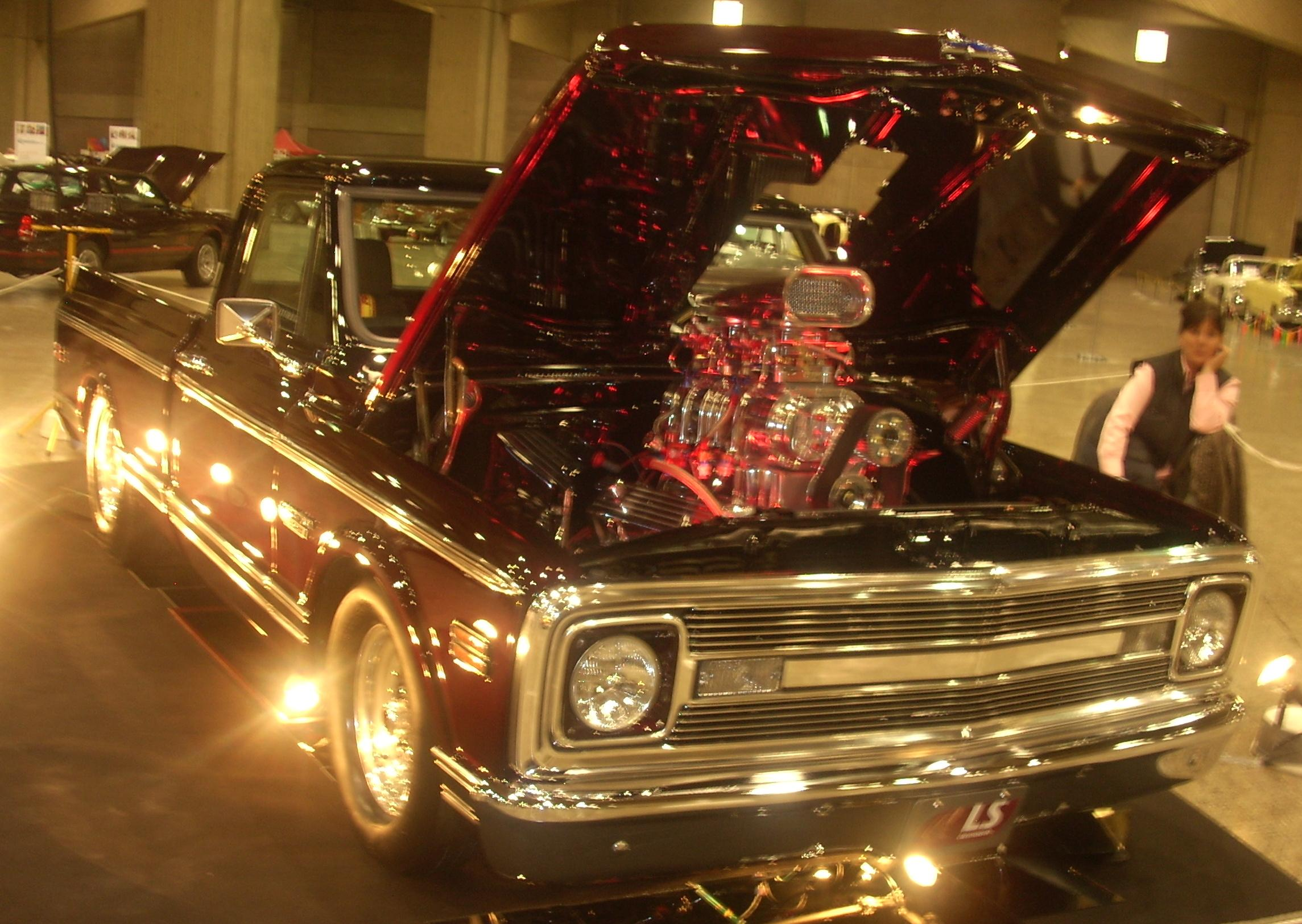 Fully Restored 1970 Chevy C10