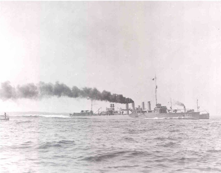 USS Lansdale (DD-101)