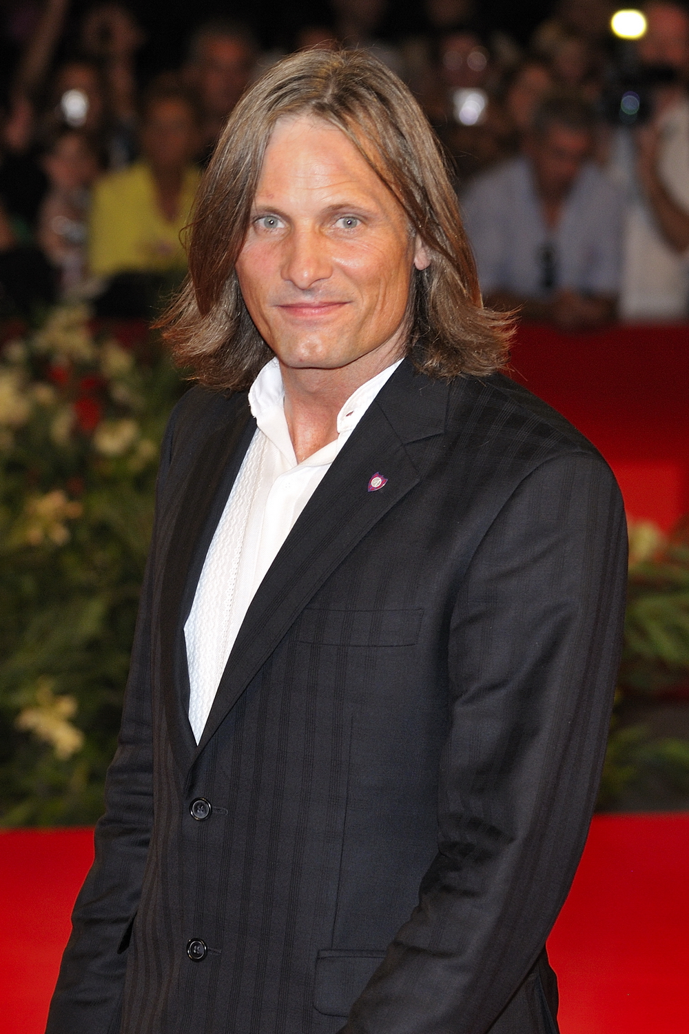 Viggo Mortensen Son In Lord Of The Rings