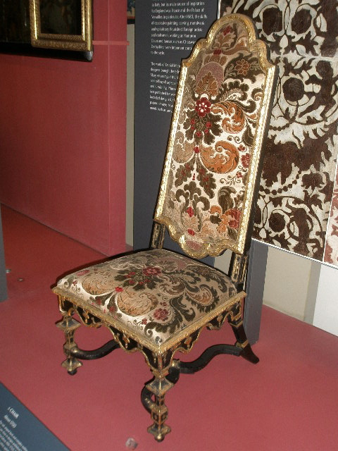 Culture Mechanism: Baroque Furniture