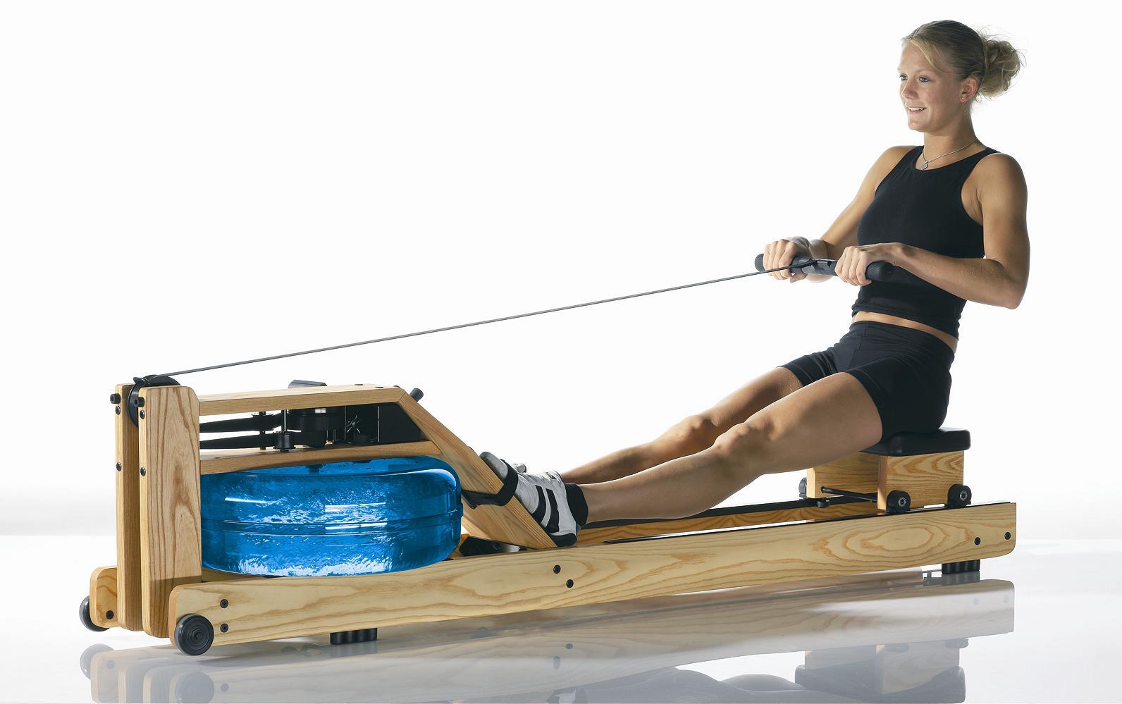 Https Www Waterrower Com Us Shop Natural Rowing Machine Html