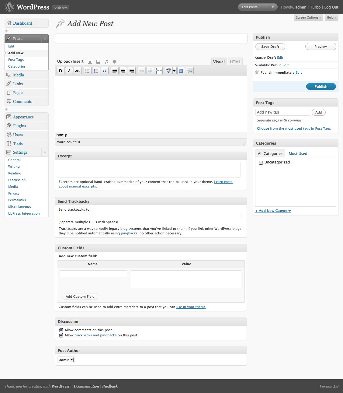 71384813209 File:WordPress Administration 2.8.png - Wikimedia Commons