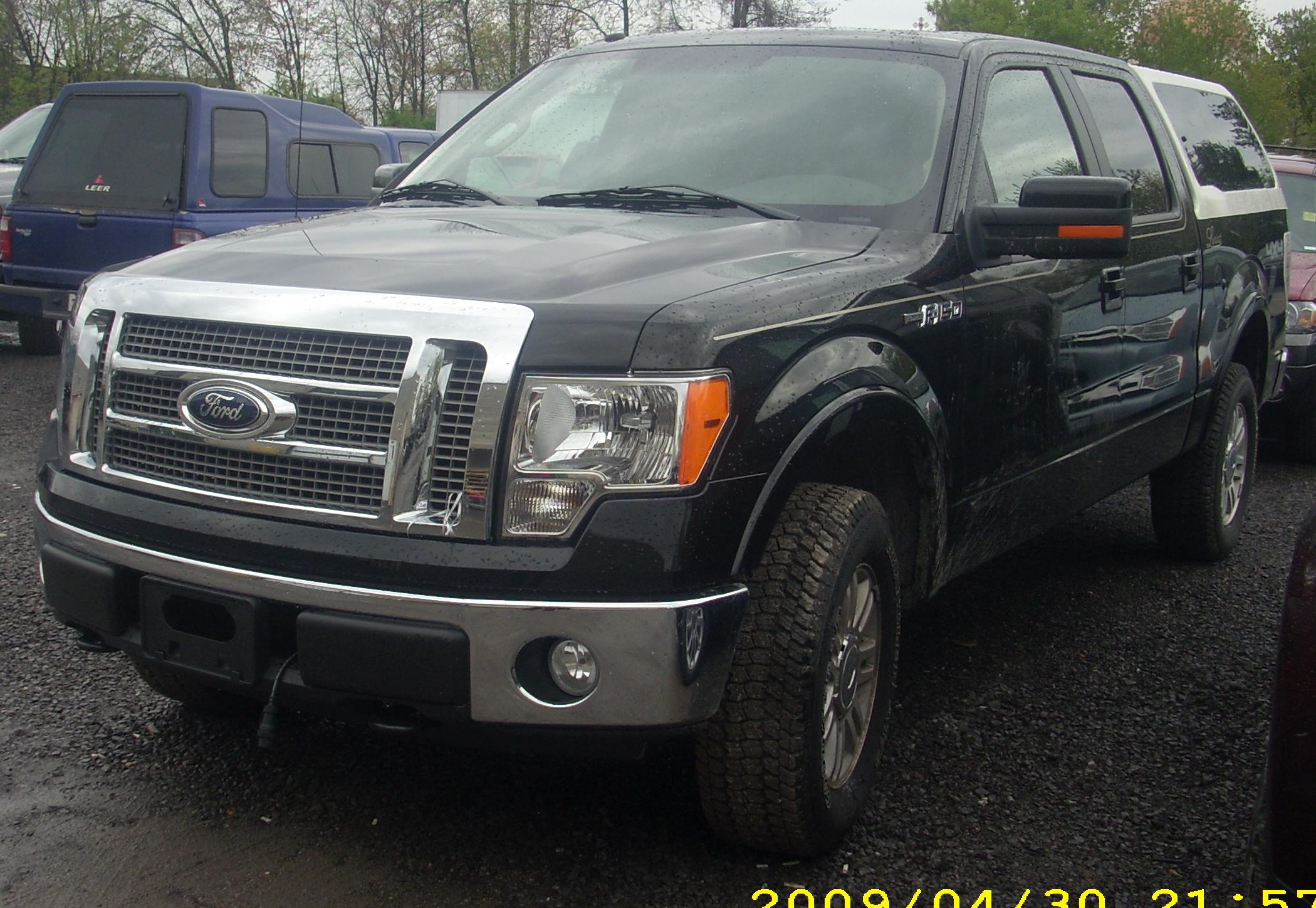 File09 ford f 150 crew cab 4x4 sterling ford