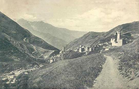 саммое болшое село в чечне в 18 веке гадание