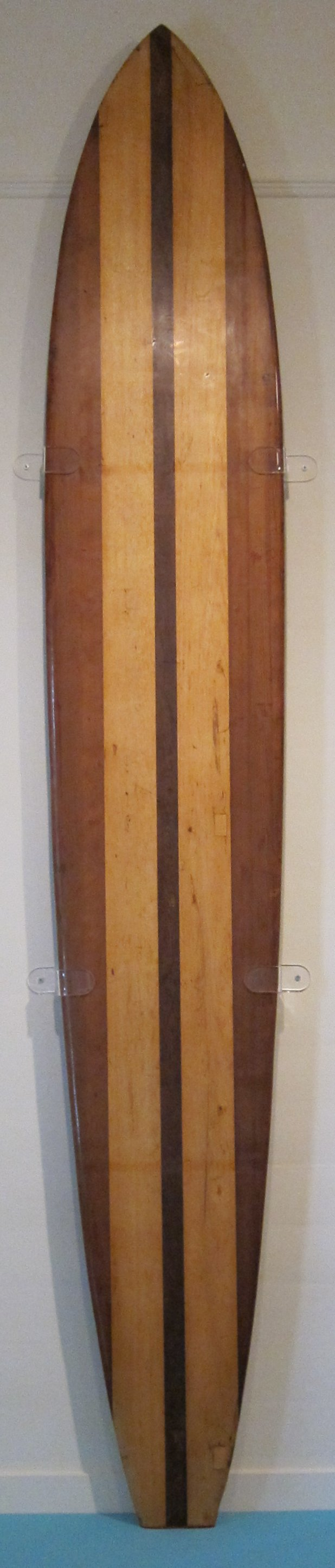 File Hot Curl Surfboard Redwood And Balsa Wood Made In