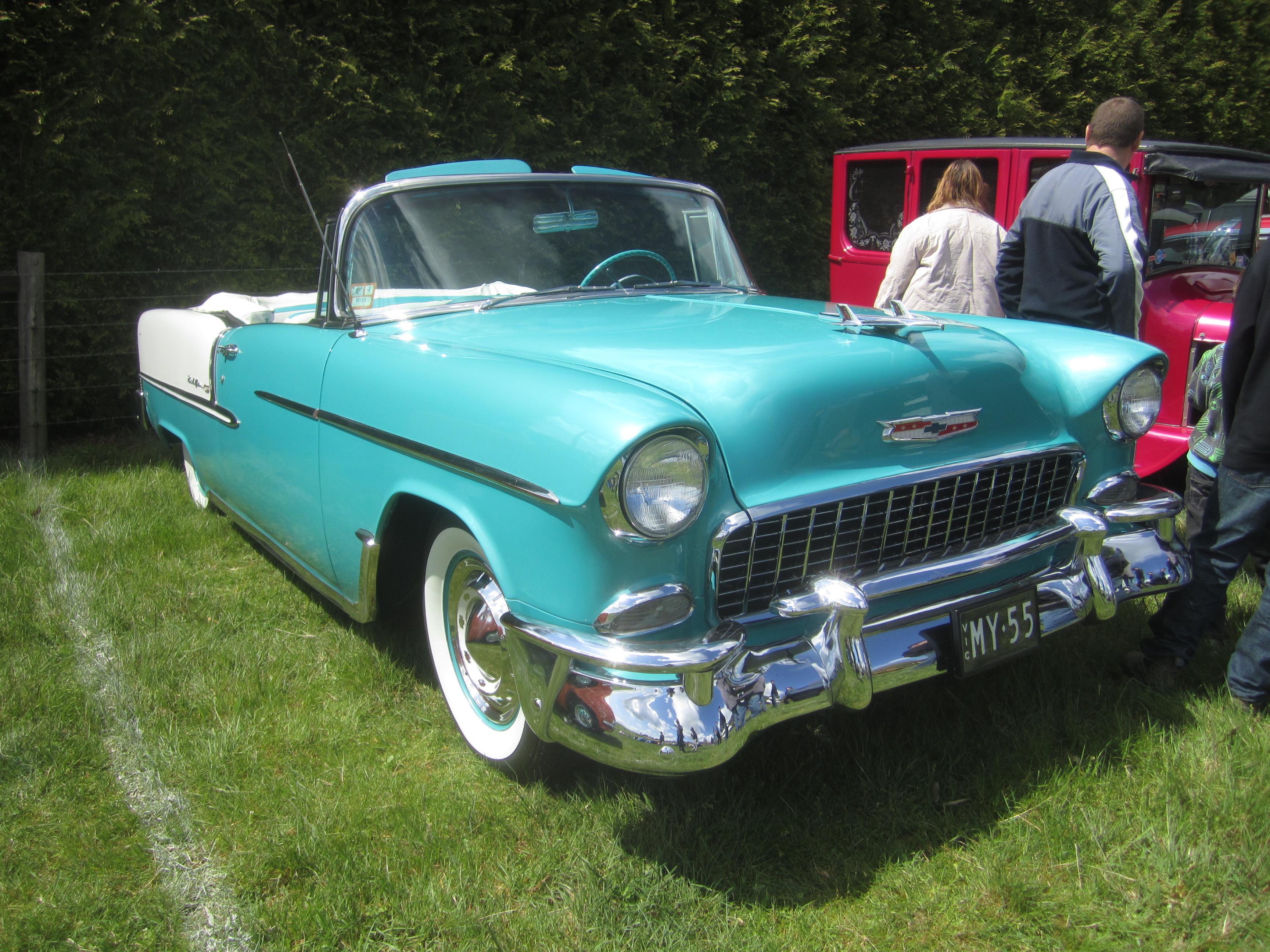 File 1955 chevrolet bel air convertible 2 jpg wikimedia commons