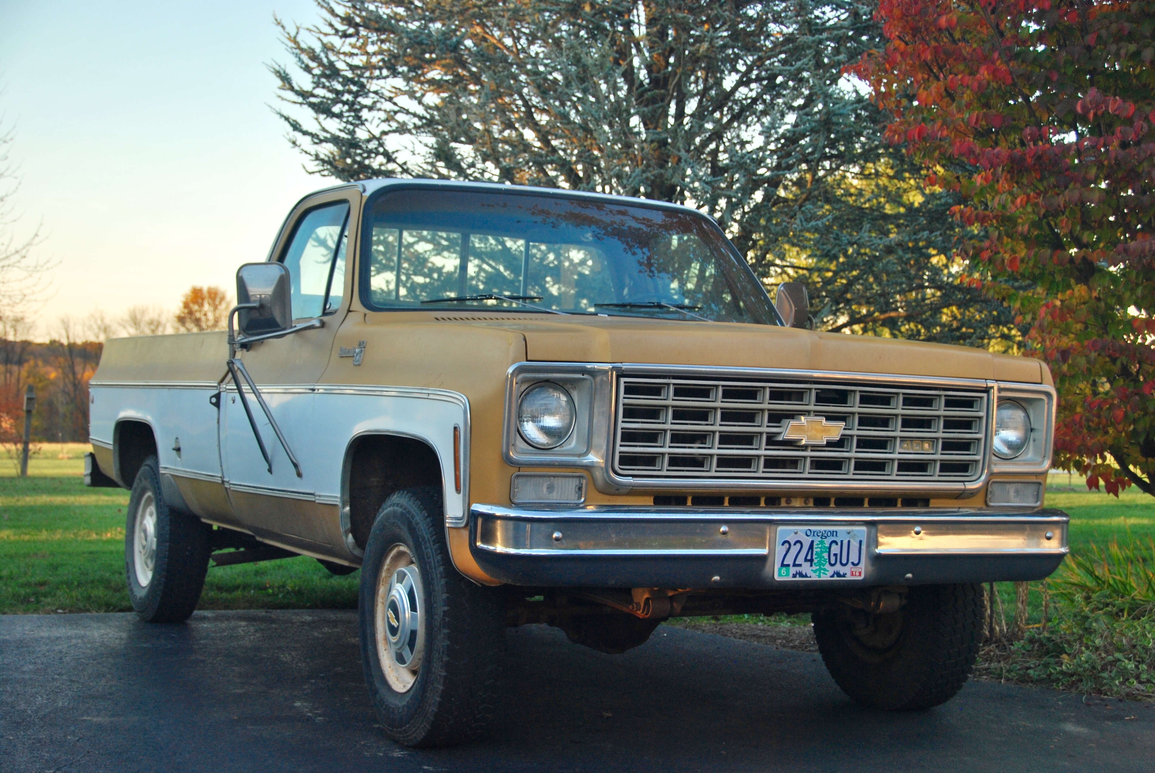 File 1976 Chevrolet K20 Png Wikimedia Commons