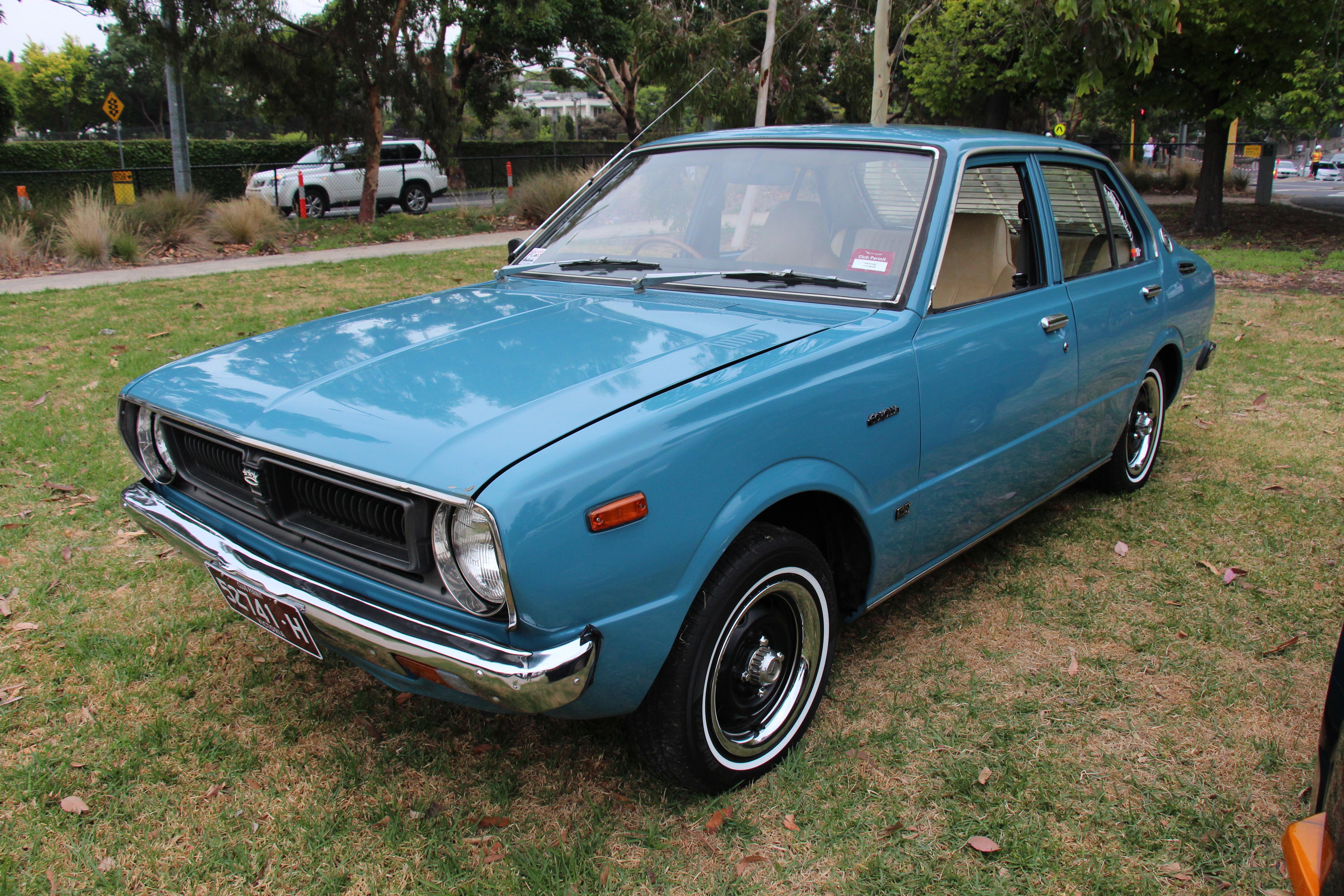 Kelebihan Kekurangan Toyota Corolla 1976 Spesifikasi