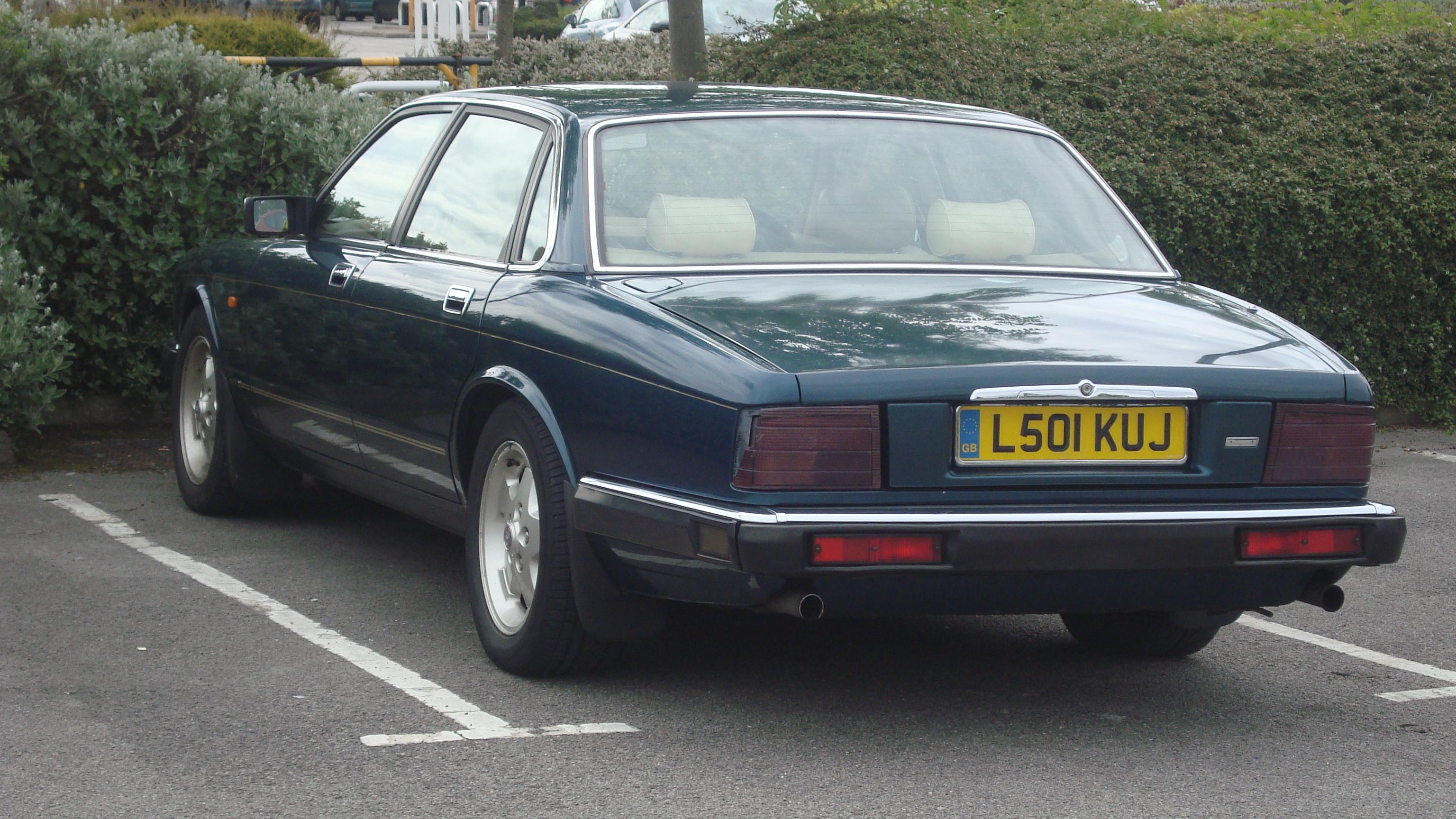 Beautiful File:1994 Jaguar XJ6 3.2S (14275699804)