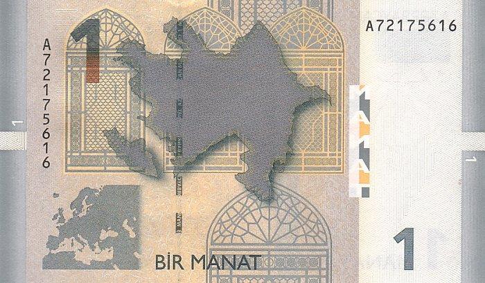 1 Manat