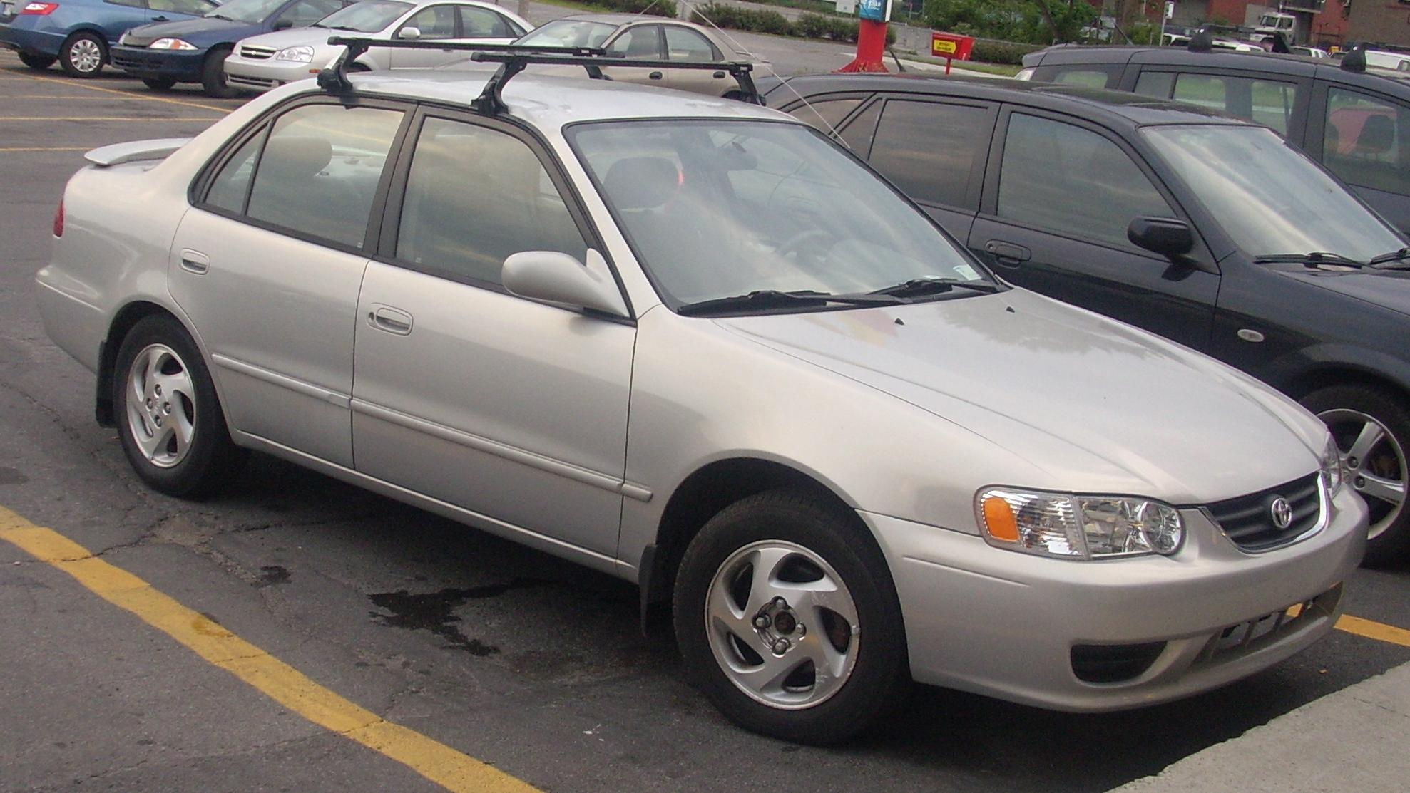 File 2001 02 Toyota Corolla Jpg Wikimedia Commons