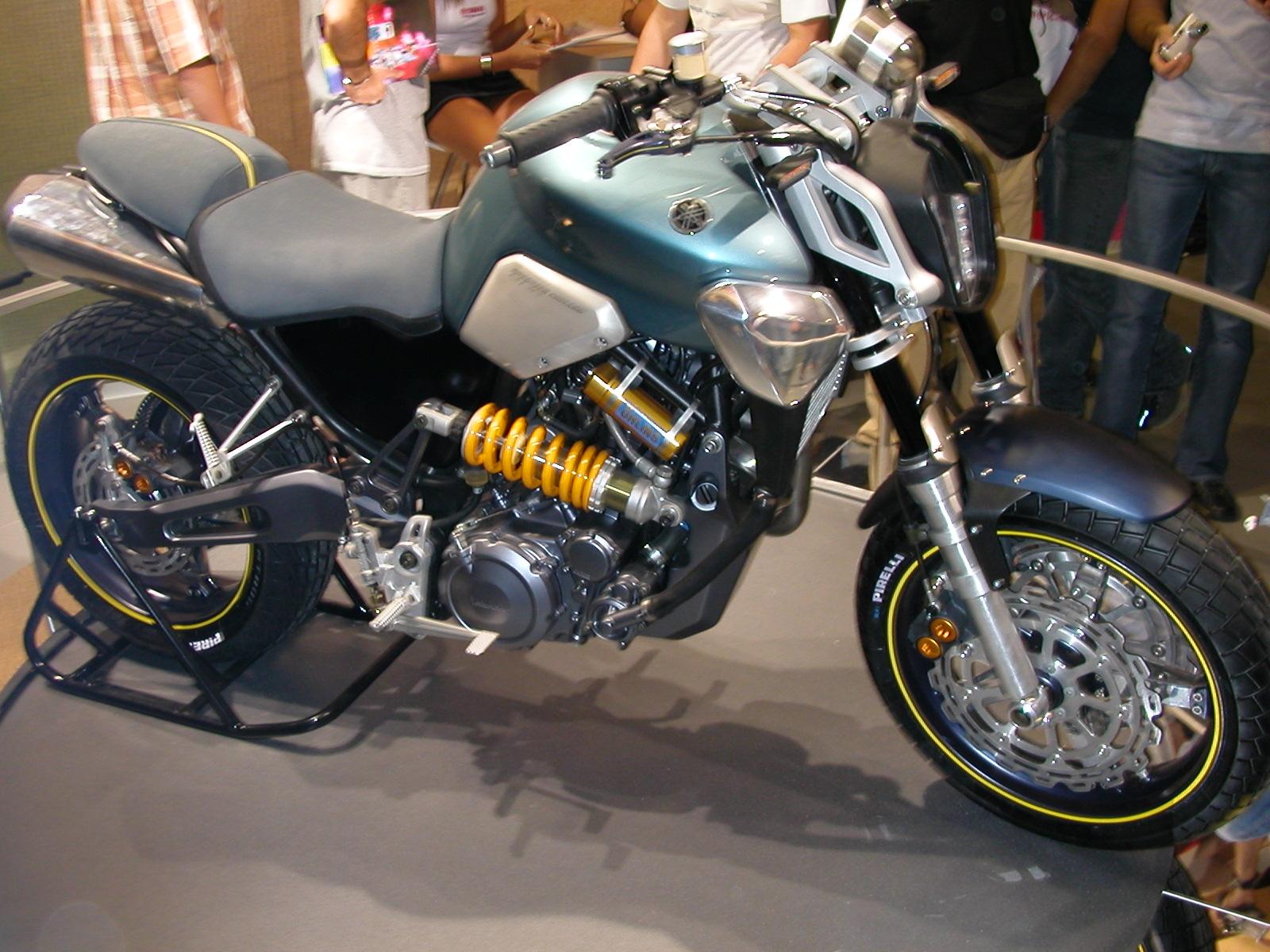 Yamaha MT 15 Wikipedia: File:2003 Yamaha MT-03 Concept(2).JPG